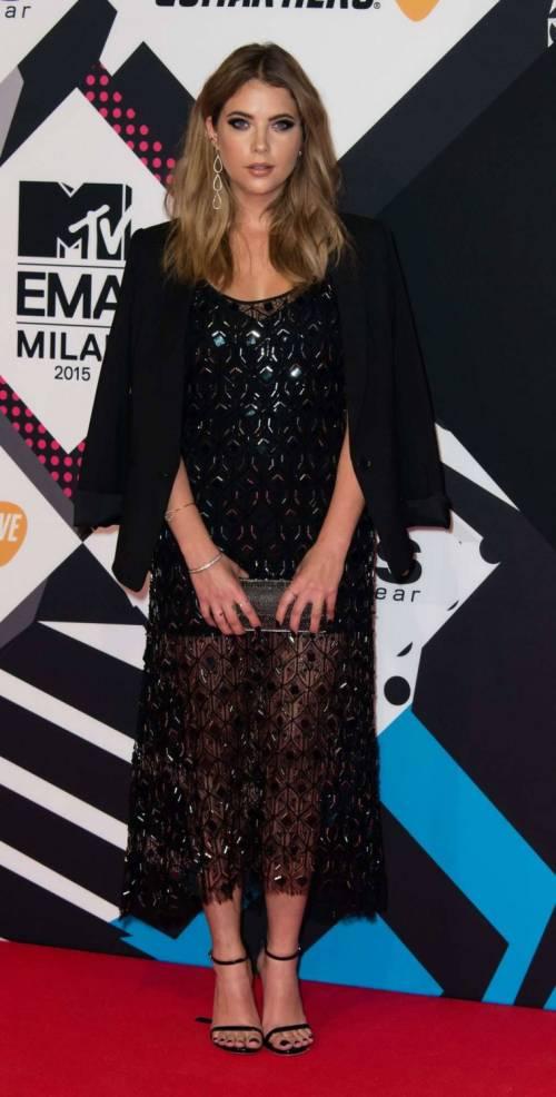 MTV EMA 2015, red carpet stellare a Milano 67