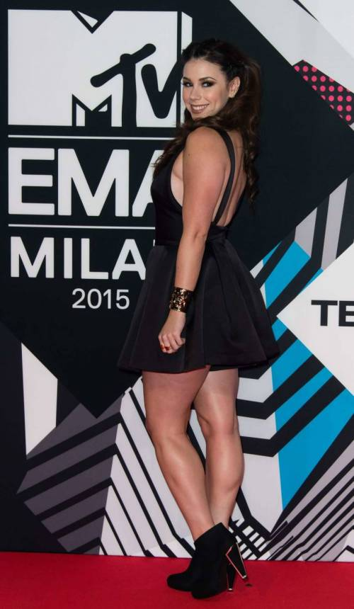 MTV EMA 2015, red carpet stellare a Milano 69