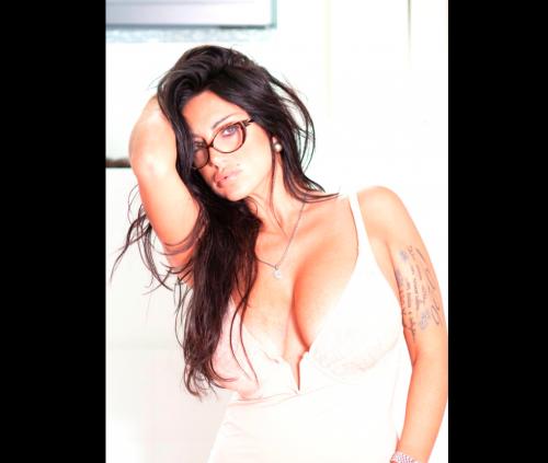 Marika Fruscio nuda e procace su Twitter 54