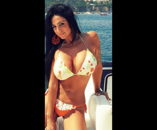 Marika Fruscio nuda e procace su Twitter 53