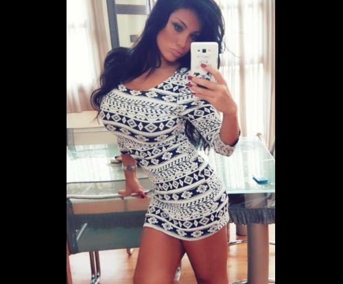 Marika Fruscio nuda e procace su Twitter 56