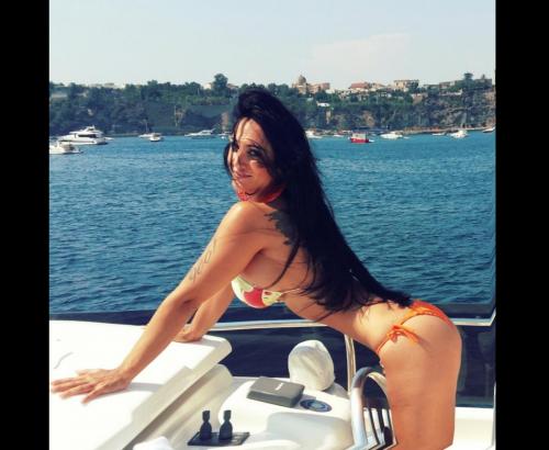 Marika Fruscio nuda e procace su Twitter 61