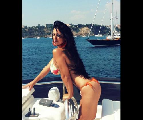 Marika Fruscio nuda e procace su Twitter 63