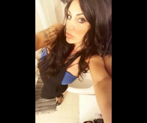 Marika Fruscio nuda e procace su Twitter 68