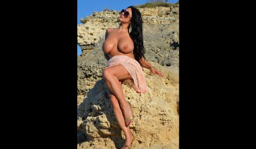 Marika Fruscio nuda e procace su Twitter 67