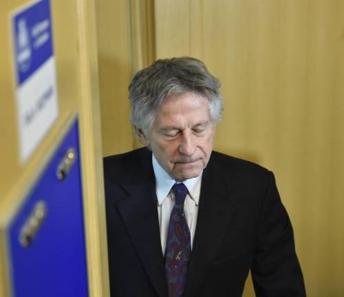 Roman Polanski in tribunale a Cracovia