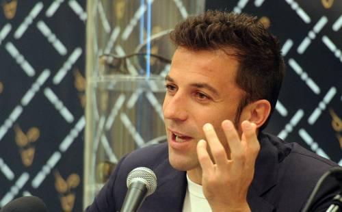 """Del Piero: """"La Juventus e Allegri non mi hanno convinto"""""""
