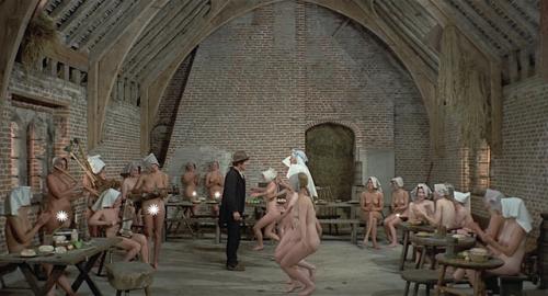 La sensualità nei film di Pier Paolo Pasolini 2