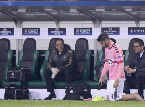 Juve, caso Morata: la furia di Allegri 3