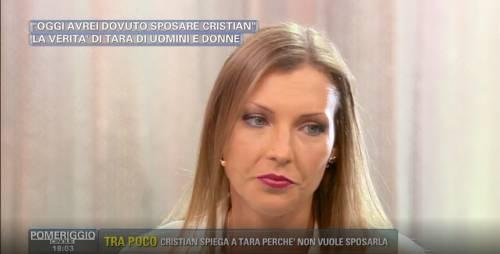 Uomini e Donne, niente matrimonio tra Tara Gabrieletto e Cristian Gallella