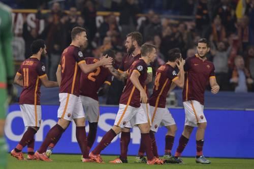 Una Roma da psicanalisi   in emergenza per il derby
