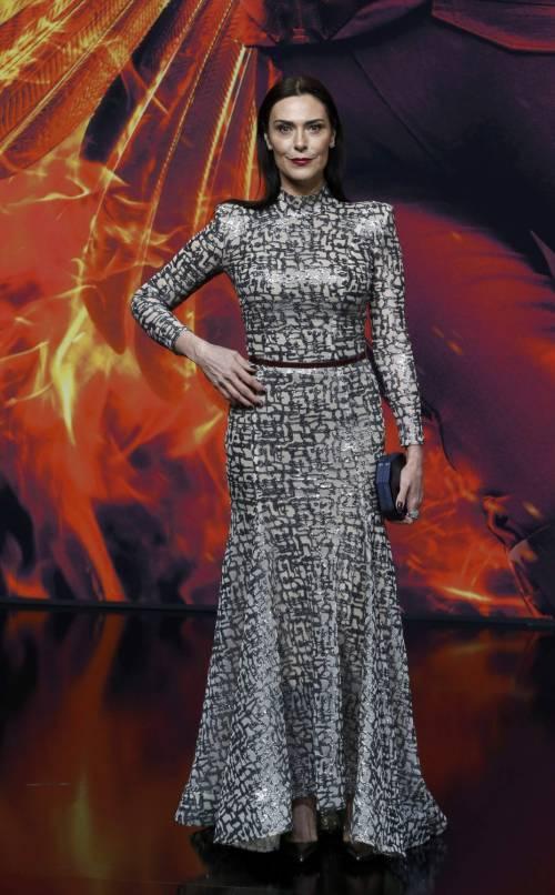 Hunger Games: protagoniste senza reggiseno a Berlino 30