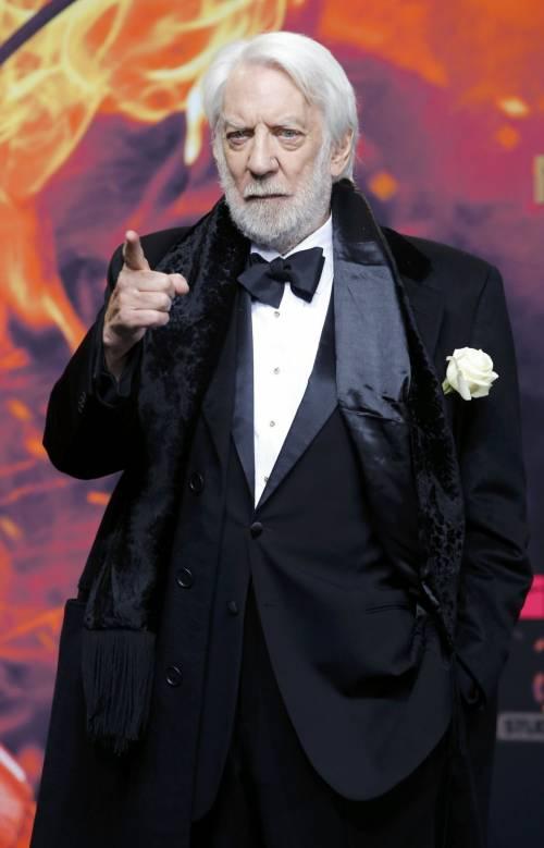 Hunger Games: protagoniste senza reggiseno a Berlino 32
