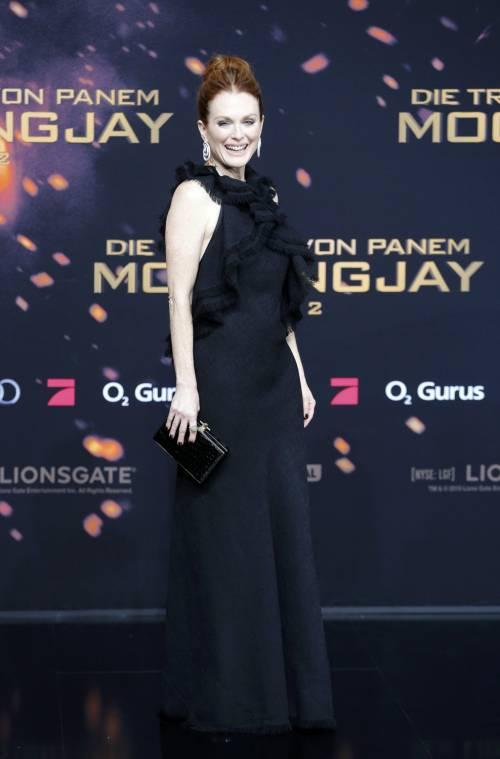 Hunger Games: protagoniste senza reggiseno a Berlino 34