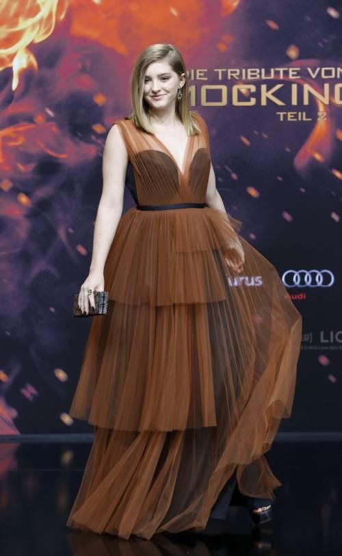 Hunger Games: protagoniste senza reggiseno a Berlino 33
