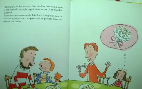 "Tutte le favole gender: ""Famiglia felice con due papà"" 5"