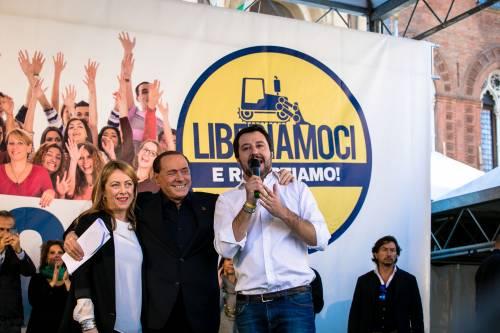 """""""Irritato da candidatura Roma"""". Salvini non va al vertice dal Cav"""