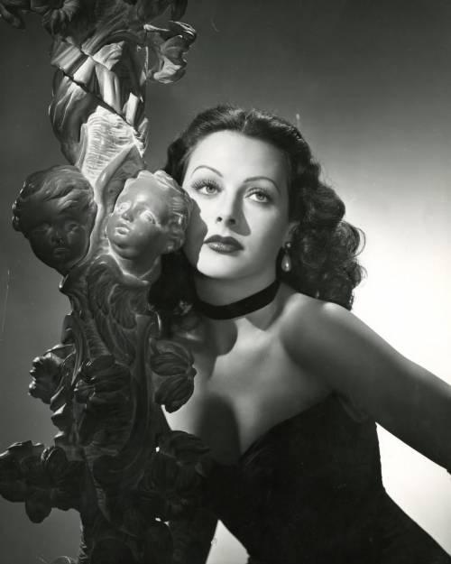 Hedy Lamarr, le foto e il doodle 5