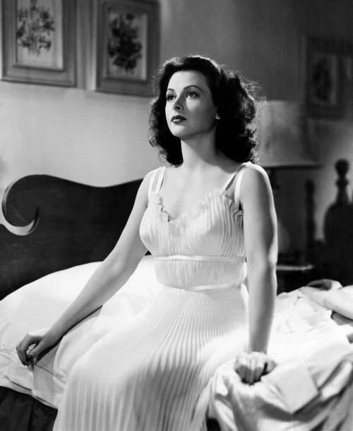 Hedy Lamarr, le foto e il doodle 6