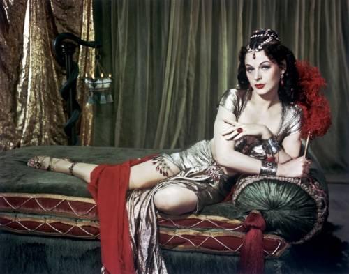 Hedy Lamarr, le foto e il doodle 10