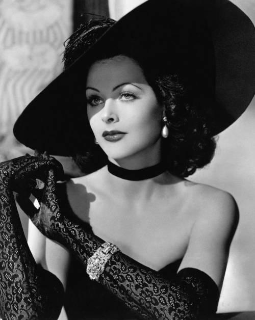 Hedy Lamarr, le foto e il doodle 11