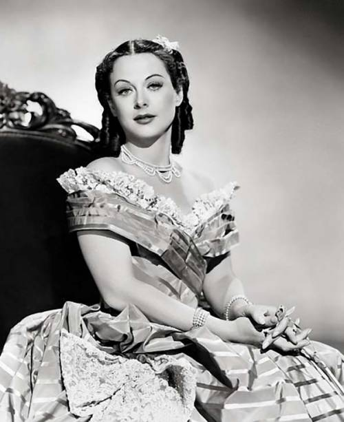 Hedy Lamarr, le foto e il doodle 13