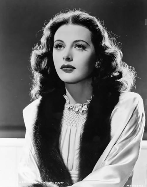 Hedy Lamarr, le foto e il doodle 20