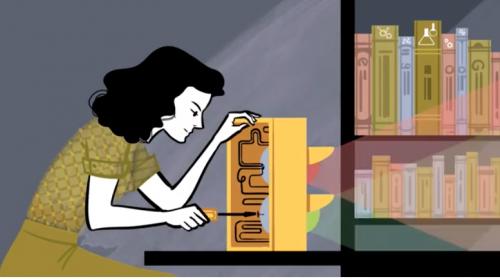 Hedy Lamarr, le foto e il doodle 29