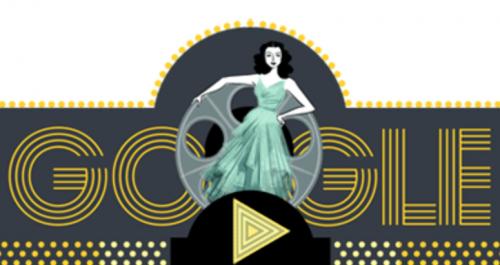Hedy Lamarr, le foto e il doodle 30