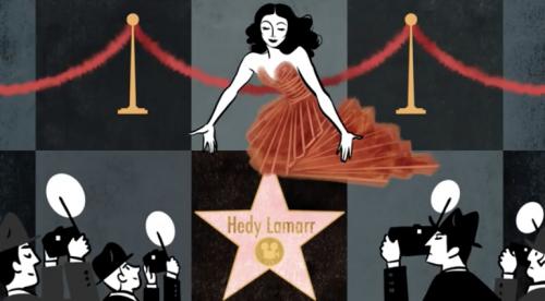 Hedy Lamarr, le foto e il doodle 23