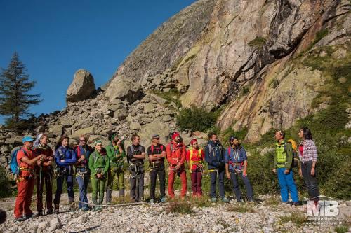 Monte Bianco, foto dei concorrenti 3