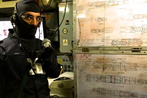 La Fregata Aliseo si addestra 17