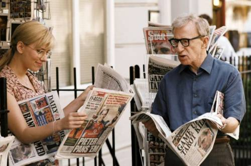 Le donne di Woody Allen, una rassegna di film su Iris 36