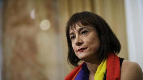 """Vladimir Luxuria: """"Fondiamo un partito arcobaleno e glielo mettiamo in quel posto"""""""