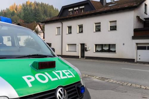 Il luogo del ritrovamento in Germania 2