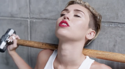 Miley Cyrus nuda per Terry Richardson 13