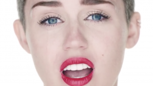 Miley Cyrus nuda per Terry Richardson 15