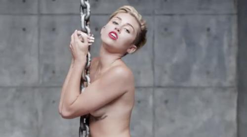 Miley Cyrus nuda per Terry Richardson 16