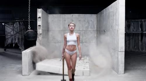 Miley Cyrus nuda per Terry Richardson 23