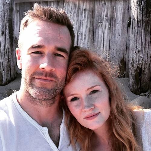 James e Kimberly Van Der Beek: foto di famiglia in attesa del quarto figlio 14