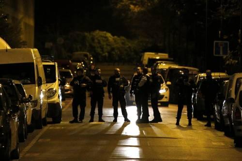Parigi, blitz delle forze armate  3