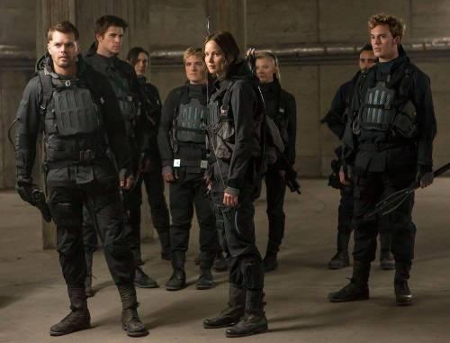 Hunger Games - Il Canto della Rivolta Parte 2, foto 27