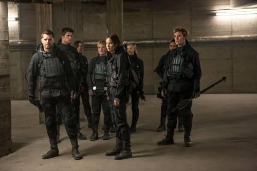 Hunger Games - Il Canto della Rivolta Parte 2, foto 28