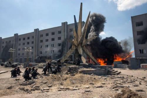 Hunger Games - Il Canto della Rivolta Parte 2, foto 35