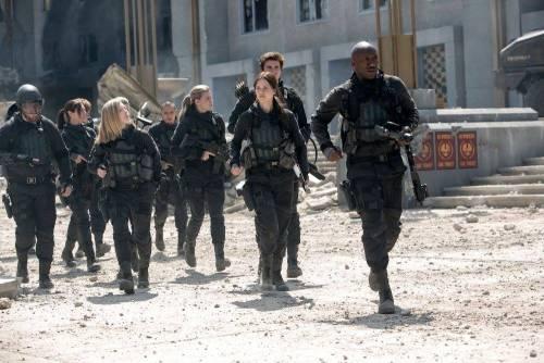 Hunger Games - Il Canto della Rivolta Parte 2, foto 37