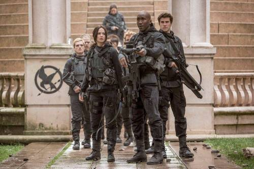 Hunger Games - Il Canto della Rivolta Parte 2, foto 46