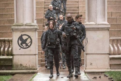 Hunger Games - Il Canto della Rivolta Parte 2, foto 48