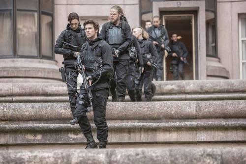 Hunger Games - Il Canto della Rivolta Parte 2, foto 60