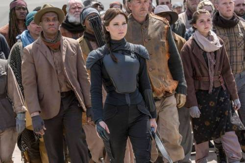 Hunger Games - Il Canto della Rivolta Parte 2, foto 68