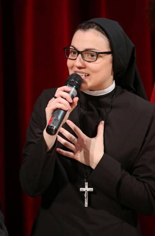 Sister Act, il musical con suor Cristina 5